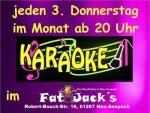 Fat Jacks Karaoke